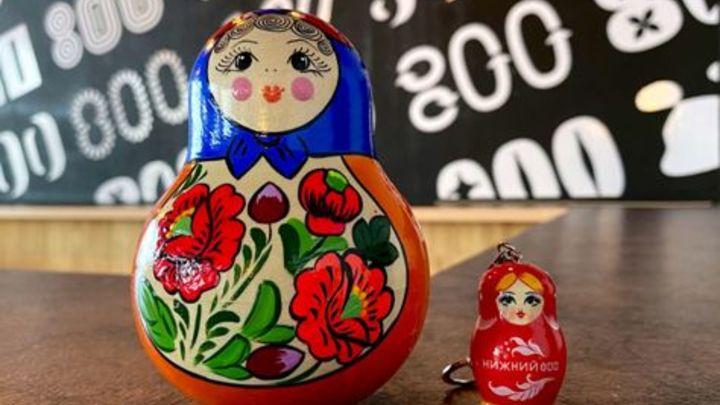 Сувениров хватит на всех. К юбилею Нижнего Новгорода фабрики игрушек наращивают мощности