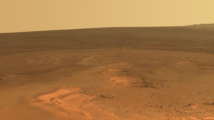 НАСА нашло «уснувший» на Марсе Opportunity благодаря снимкам из космоса