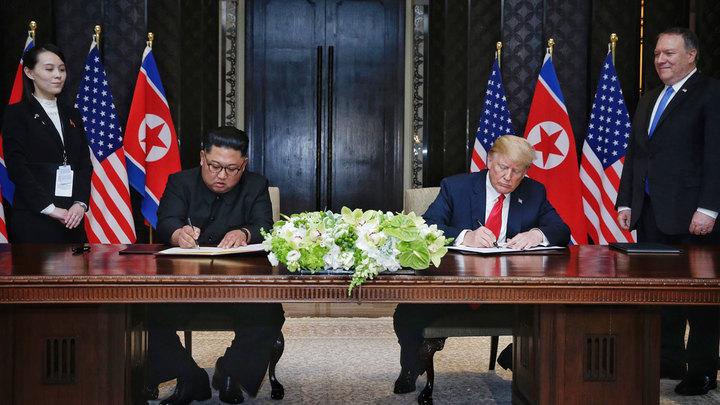 Трамп, демократы и новые ракеты КНДР