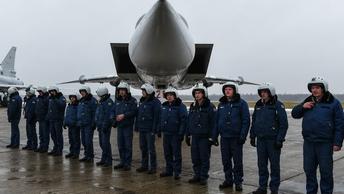 Грохот небес: ВКС России получат на вооружение уникальную авиабомбу Дрель