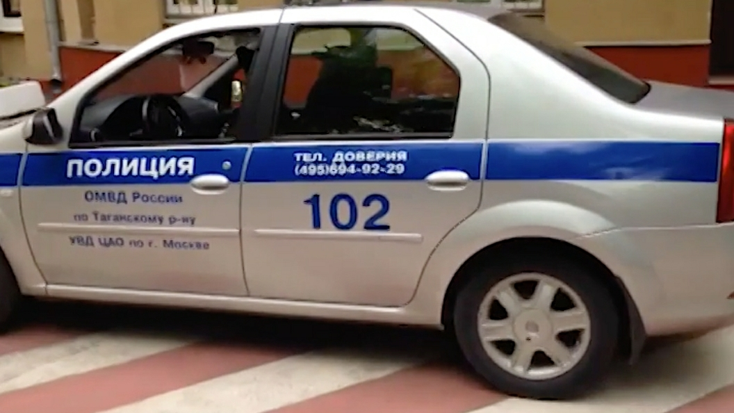 ВПодмосковье мужчина умер  при попытке сбежать от милиции  посвязанным простыням