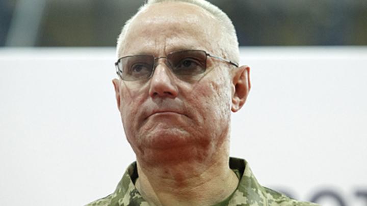 Руслан Борисович, вы реально наивный?: Украинский генерал допустил захват Донбасса