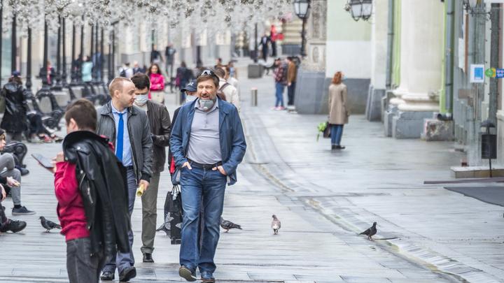 Лицемерные цифры: Москвичи возмущены данными мэрии о штрафах за нарушение самоизоляции