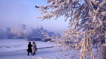 Через 15-20 дней в Алтайском крае ударят 30-градусные морозы