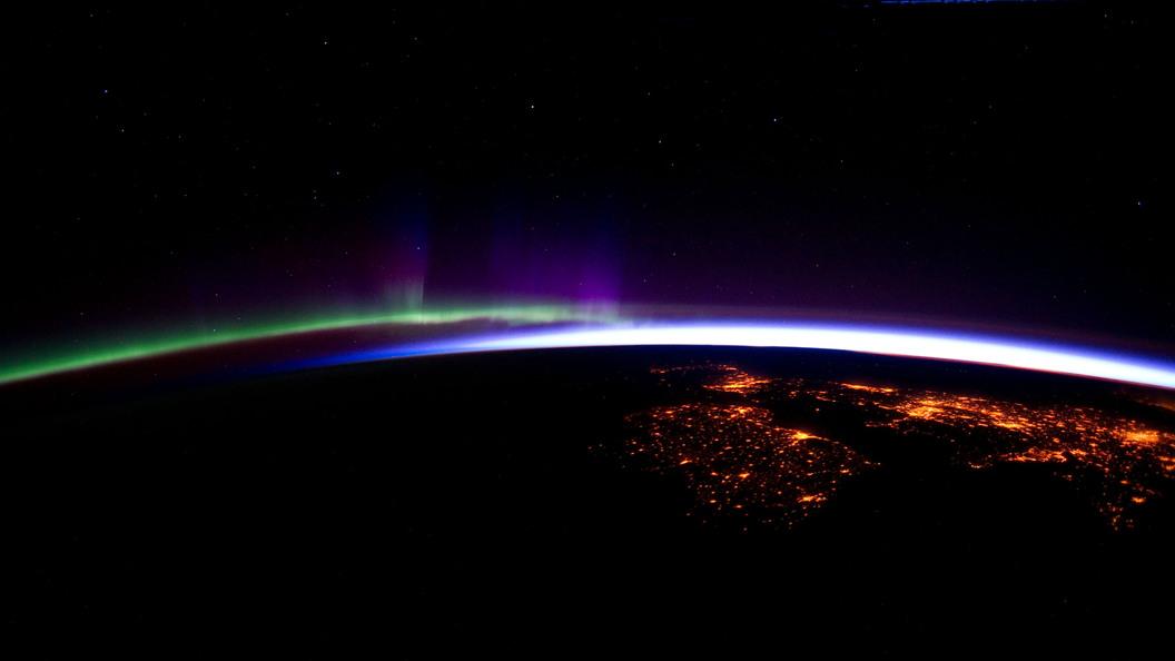 Русский спутник «Канопус-В-ИК» наЗемлю отправил первые фотографии