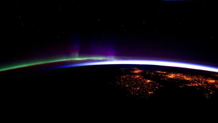 Запущенный с Байконура космический аппарат передал на Землю первые фото