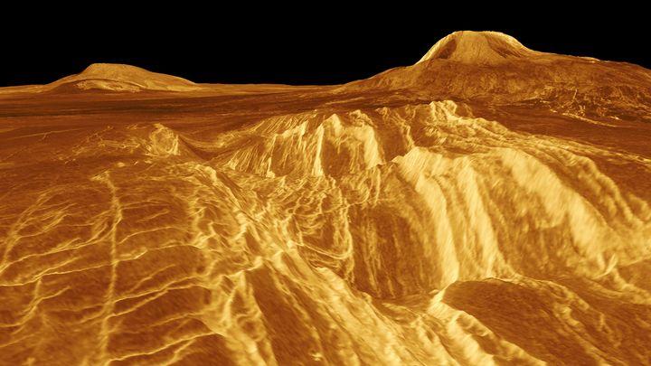 Стало известно, когда Россия и Америка начнут покорять Венеру
