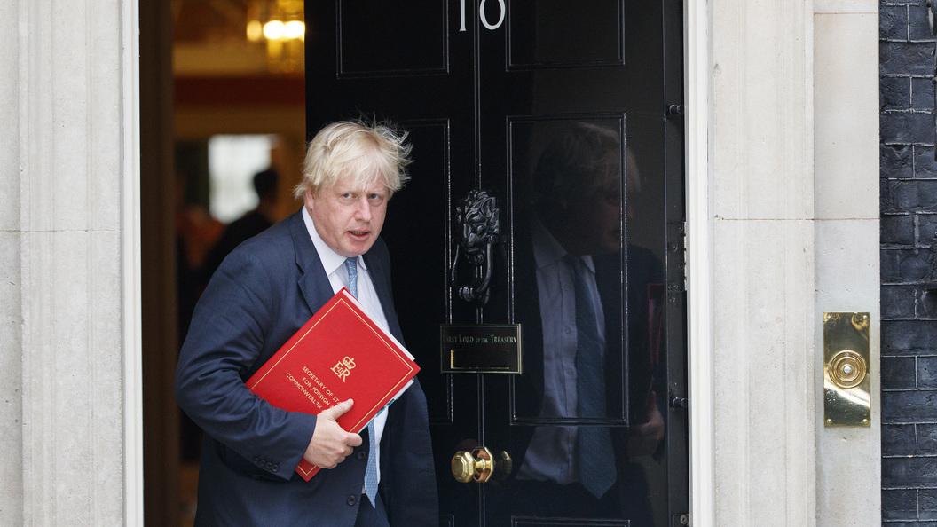 Великобритания посчитала грабежом размер неустойки в €60 млрд за выход из ЕС