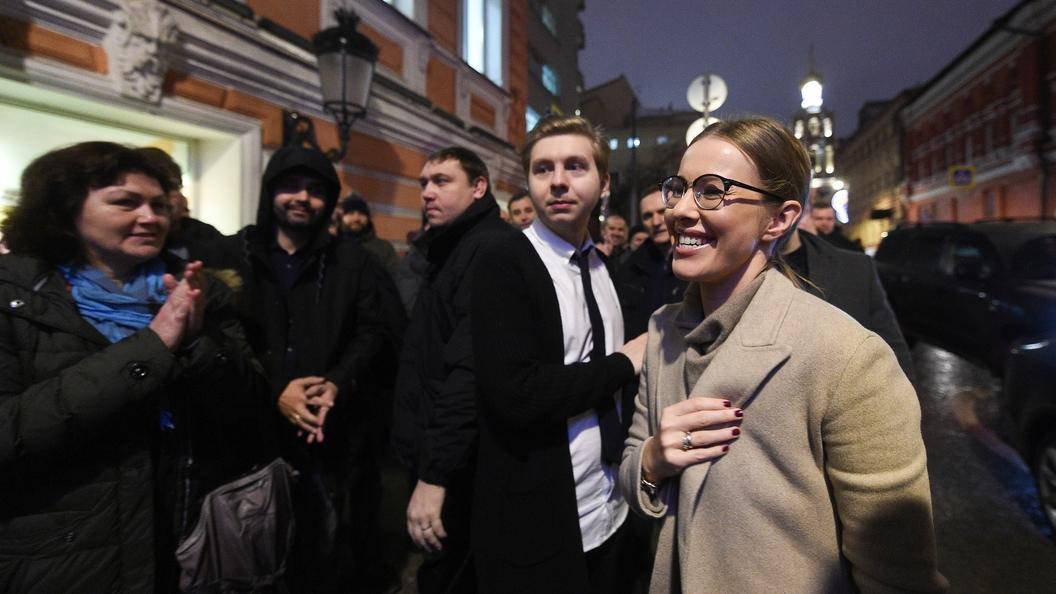 Валиуллин: «Позвонила Собчак, позвала наоткрытие штаба». Навальный вшоке