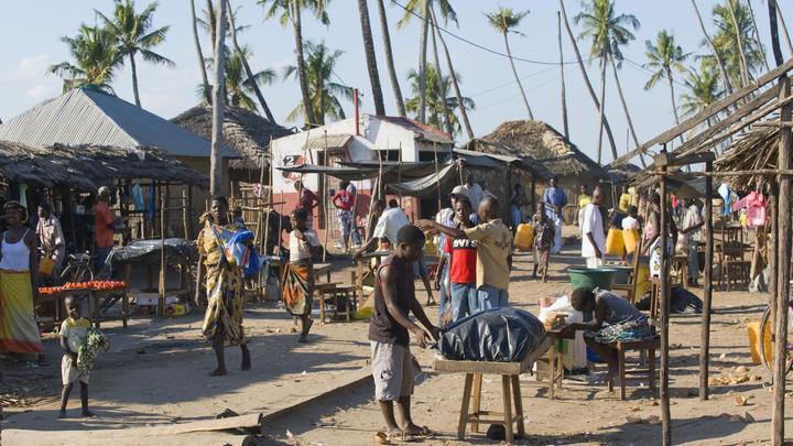 Захватившие город в Мозамбике устроили бойню перед отступлением. Найдены тела иностранцев