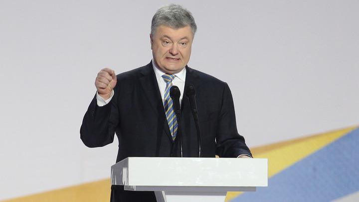 Проспаться перед фотосессией забыл: Фото брутального Порошенко насмешило интернет