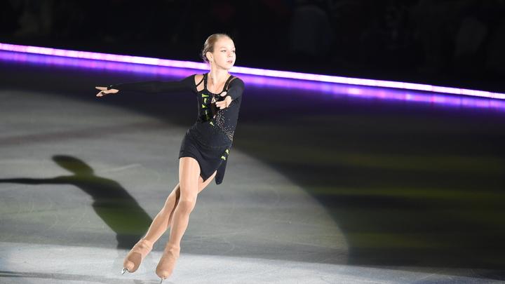 Российские четыре четверных: Фигуристка Трусова установила мировой рекорд на турнире в Японии