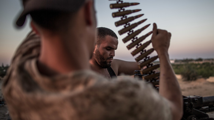 Уничтожили пять Панцирей за 24 часа: Yeni Şafak похвасталась успехами в Ливии
