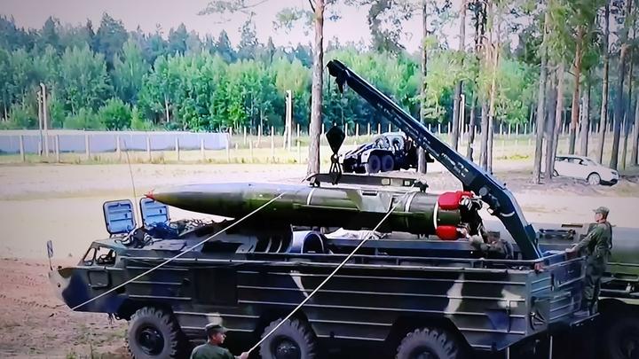 Минск начал учения по действию в меняющейся обстановке. Армия приведена в боеготовность