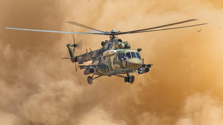 Украли даже подголовник сиденья: В Кабуле мародёры разграбили русский вертолёт - источник