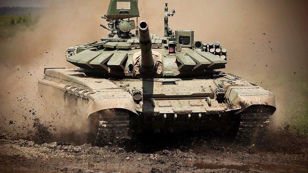 Минобороны испытало в бою модернизированную бронетехнику - видео