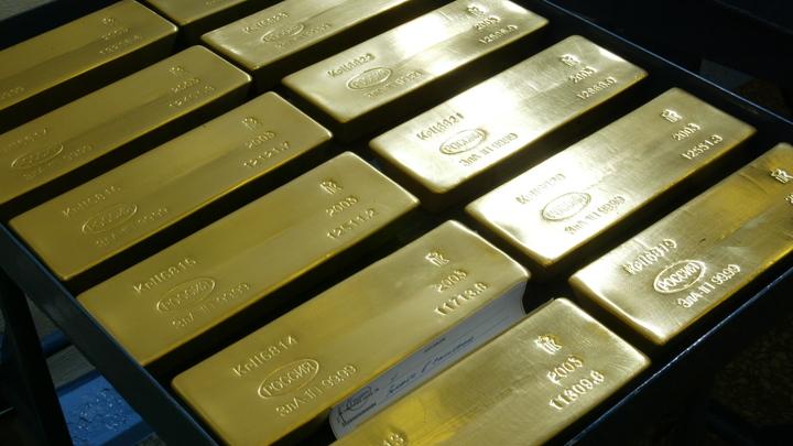 Санкции, рестрикции - всё плохо: Русское золото как знак реального положения России