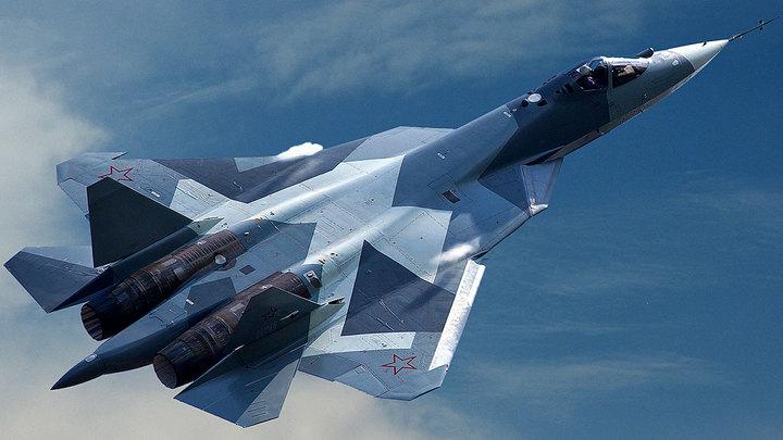 Кто сильнее — Су-57 с «Кинжалом» или F-35 без оружия