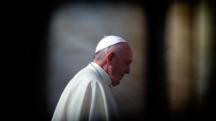 Я не специалист, но я об этом слышал: Папа Римский выступил за отказ от права вето в Совбезе ООН