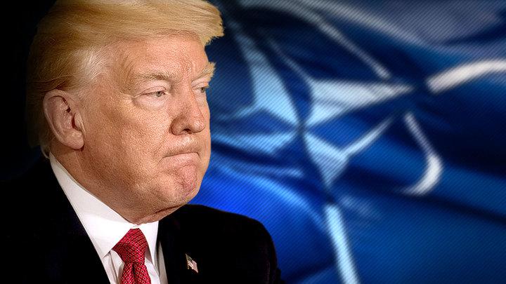 Трамп начал саммит НАТО со скандала