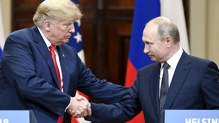 Fox News не сумел отомстить Путину за Трампа