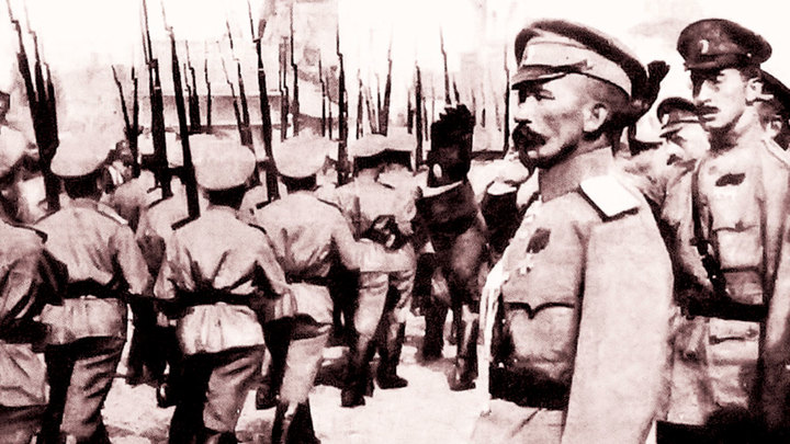 Лавр Корнилов: Революционный генерал на службе Белого движения