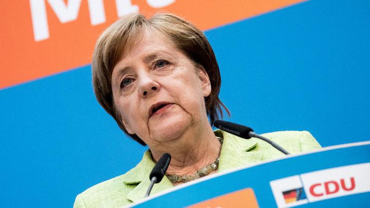 Меркель рано списывать со счетов