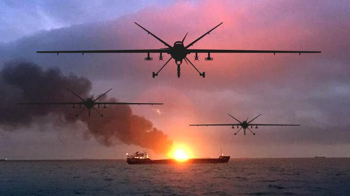 Кто бомбил танкеры в Персидском заливе