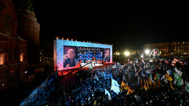 А если не посчитать голоса за Путина, он проиграл: Либералы не могут смириться с результатами выборов