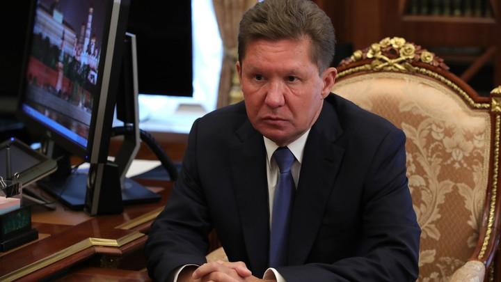 Глава Газпрома объяснил отсрочку запуска Северного потока - 2