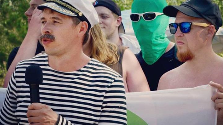 Известный блогер зовет в рейды по челябинским пляжам