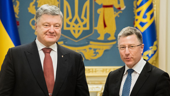 Волкер признал, что Украине не светит блицкриг в Донбассе