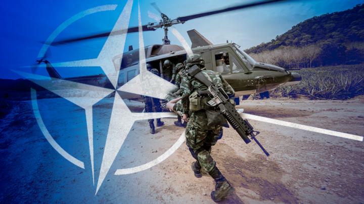 НАТО хочет воевать? Нет, скорее паразитировать на войне