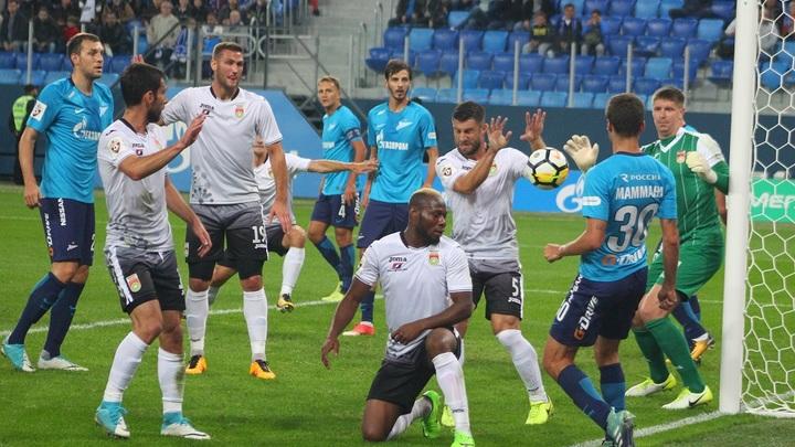 Сюжеты и интриги пятого тура чемпионата России по футболу