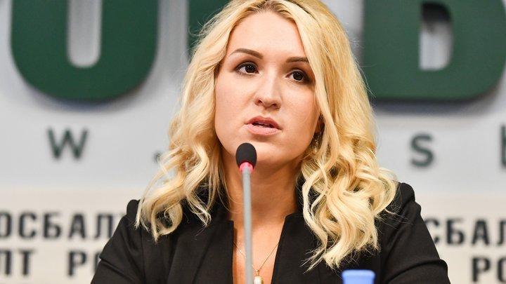 Запомним: Васильева забыла про методичку Навального и случайно ляпнула не то про Крым
