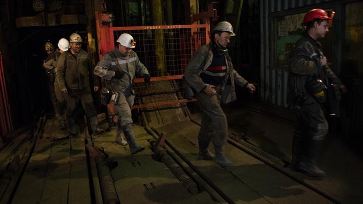 Пожар в шахте Коми: 89 горняков срочно эвакуируют