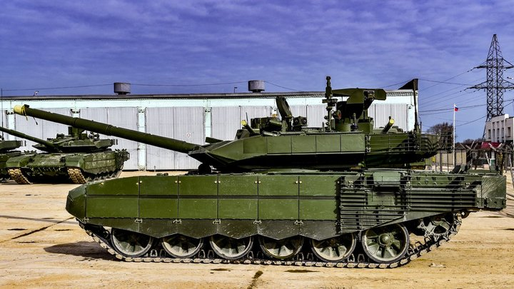 Японцы обнаружили монстра в русской армии: Опасная машина