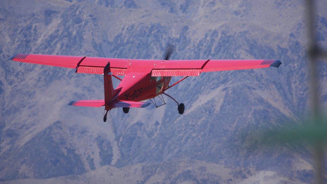 Не поделили небо: Над Аляской столкнулись два легкомоторных самолета