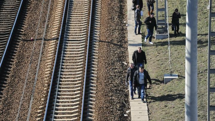 Ехавшего в Киев журналиста РИА Новости сняли с поезда в Конотопе
