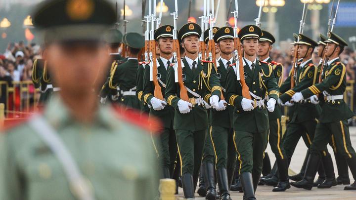 Китай вооружит борцов с террористами бесшумной лазерной пушкой