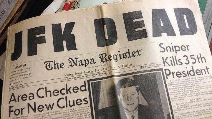 Белый дом обезумел: Спецслужбы устроили разборки из-за публикации архивов о Кеннеди