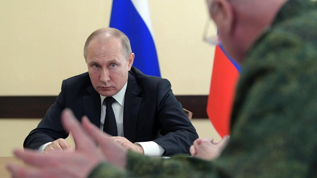 Путин заслушает доклады о изучении трагедии вКемерово