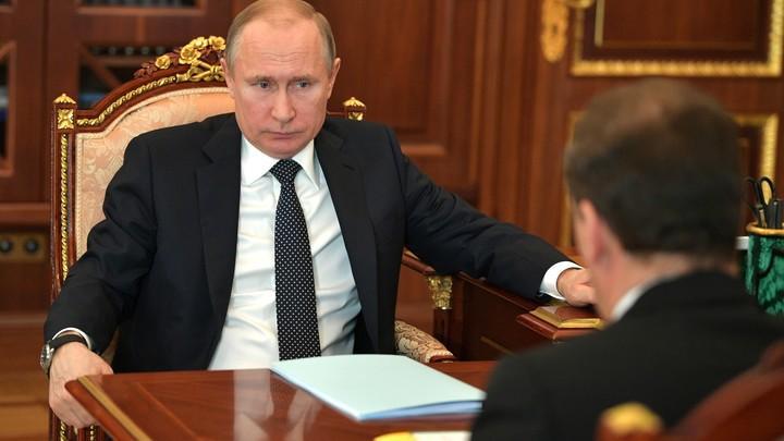 Пусть здравый смысл возобладает: Путин заявил о хаотичной обстановке в мире