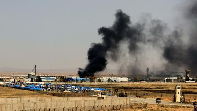ВВС сообщает о тысячах беженцев, вернувшихся под власть «кровавого Асада»