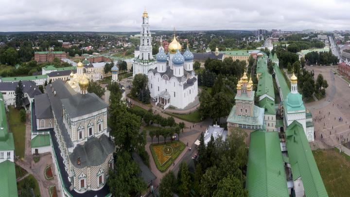 Духовный центр Православия построят на месте снесенного Сергиева Посада - СМИ