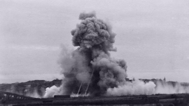 Русские снова восхитили иностранцев: Это что, атомная бомба у вас во дворе?