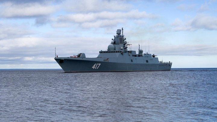 Появившийся в Тихом океане Адмирал Горшков насторожил США - СМИ