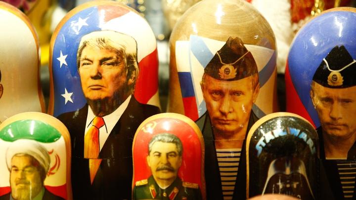Это всё русские виноваты. И их бледный мистик в Белом доме