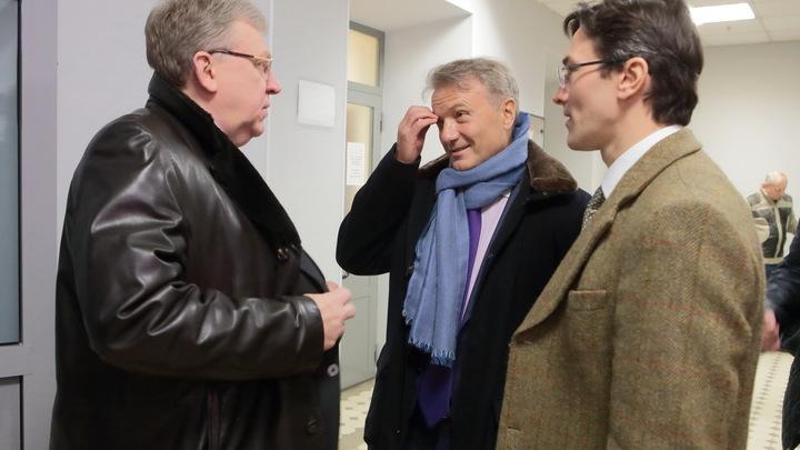 Либералы без лидера: Греф и Кудрин примкнут к кому угодно - Венедиктов покопался околокремля