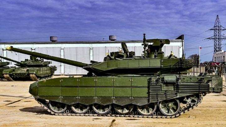 NI обнаружил в России танкового монстра: Смертоносный и живучий